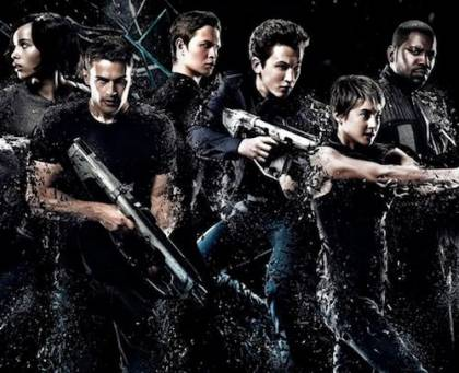 "Trailer: Nuevo avance del Super Bowl de ""The Divergent Series: Insurgent""!!!"