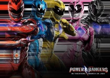 "Caribbean Cinemas realiza premiere de ""Power Rangers"" en Downtown Center!!!"