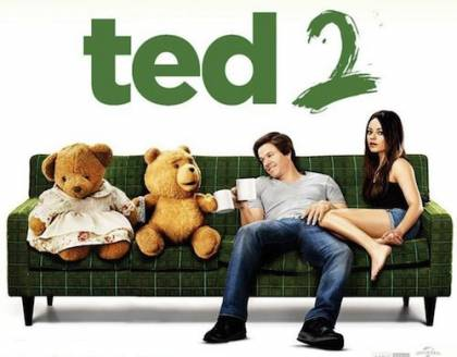 "Trailer: Mark Wahlberg, Liam Neeson y Morgan Freeman en ""Ted 2""!!!"